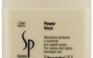 «велла» – маска для волос: профессиональная и восстанавливающая