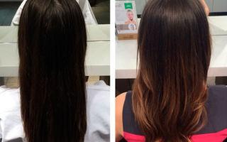 Венецианское мелирование — инструкция нанесения на темные и светлые волосы