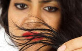 Бальзам для секущихся волос – виды и способы применения