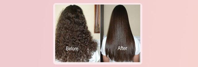 Маски для выпрямления волос – рецепты приготовления, плюсы и минусы