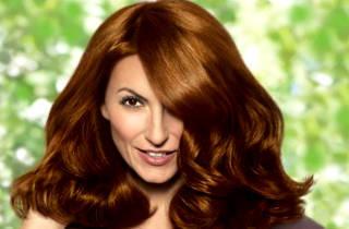 Краска для волос «Гарньер» – палитра цветов и способ применения