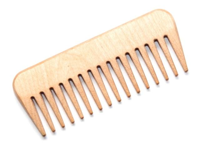 Расческа деревянная – правила выбора и использования, отличие от других и особенности
