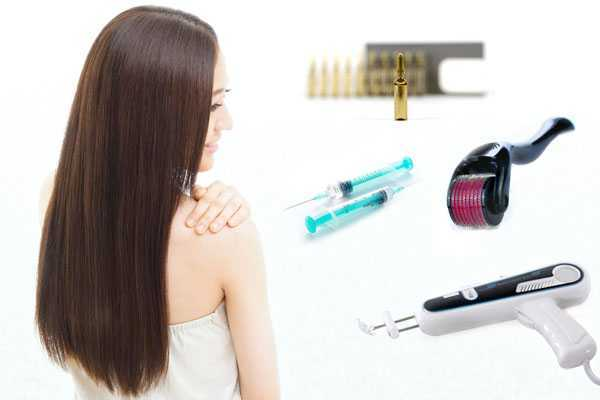 Витамины от седины волос – какого вещества не хватает, если появляется седина