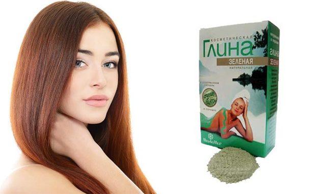 Глина для волос – зеленая и желтая, рецепты и правила нанесения масок