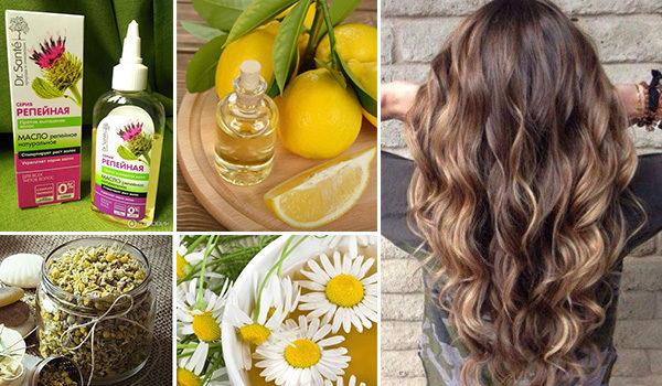Маска для цвета волос – обзор лучших рецептов и способы их применения, набор ингредиентов
