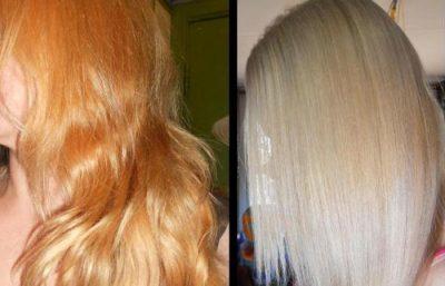 Как убрать рыжину с волос после окрашивания – способы решения проблемы и профилактика