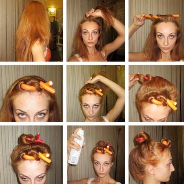 Бигуди-папильотки: правила использования и способы накручивания волос