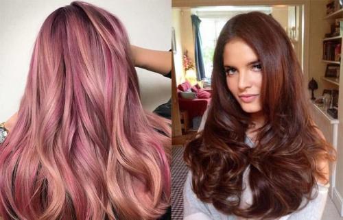 Красная краска для волос – кому подходит такой цвет и как правильно им краситься