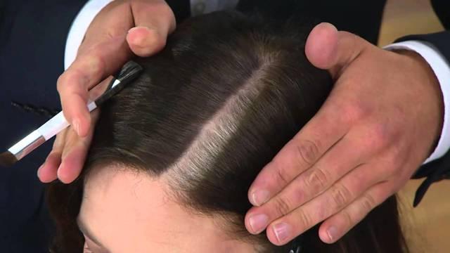 Как покрасить волосы в седой цвет – выбор краски и способа окрашивания под седину, кому пойдет