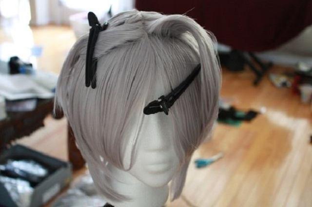 Как покрасить искусственные волосы на заколках в домашних условиях – правила и особенности