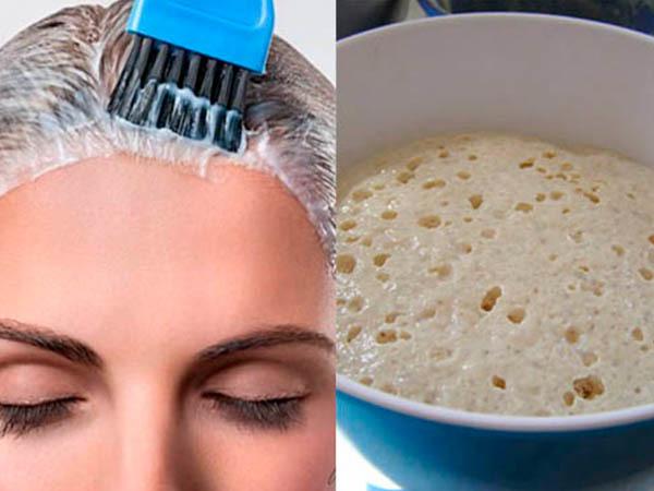 Дрожжевая маска для роста волос в домашних условиях: рецепты с сухими или пивными дрожжами