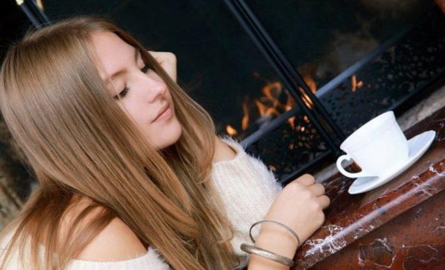 Краска для волос кофе с молоком – кому подходит такой оттенок и как его выбрать