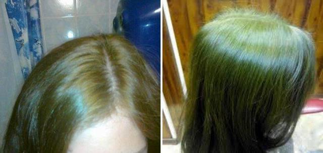 Как убрать зеленый оттенок волос после окрашивания – каким способом и цветом закрасить и исправить