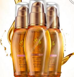 Масло для волос «Орифлейм» – разновидности и способ применения, польза и вред, влияние и защита