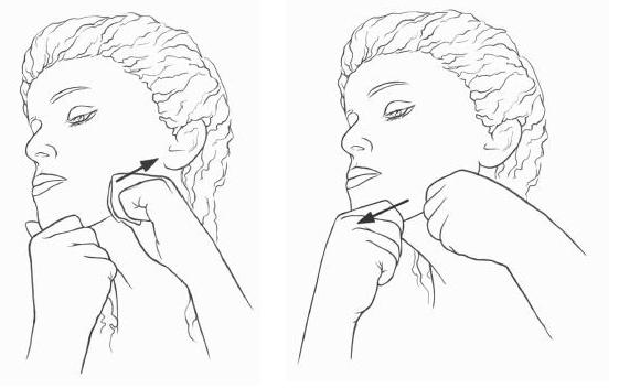 Упражнения от брылей на лице – специальная гимнастика и массаж, рекомендации экспертов