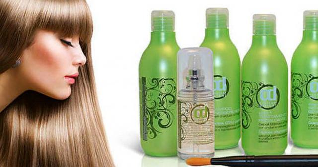 Маска для ламинирования волос – профессиональные средства и рецепты домашней косметики