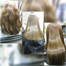Волосы после кератинового выпрямления – правила ухода и восстановления локонов после процедуры