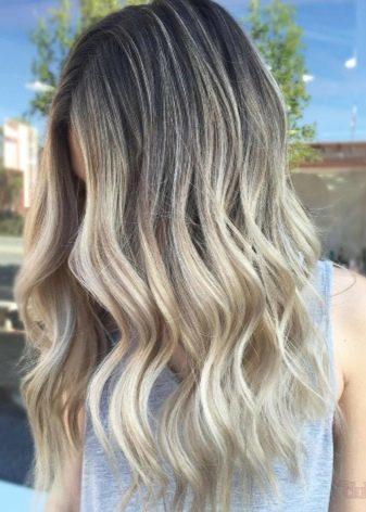 Как покрасить кончики волос в домашних условиях – как называется и делается окрашивание