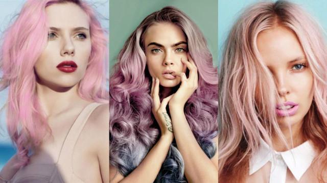 Как покрасить волосы в розовый цвет – правила подбора оттенка и особенности окрашивания