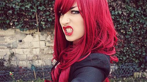 Как покрасить волосы в красный цвет – подбор оттенка и способа окрашивания, правила и особенности
