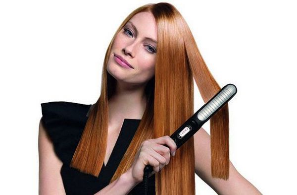 Инфракрасный утюжок для волос – разновидности и особенности, принцип действия, плюсы и минусы