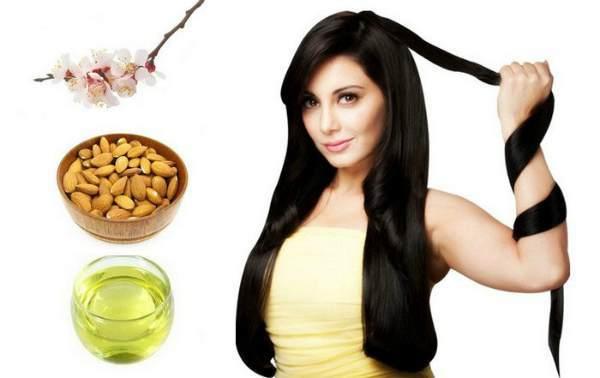 Масло миндаля для волос – полезные свойства и особенности, рецепты масок и применение