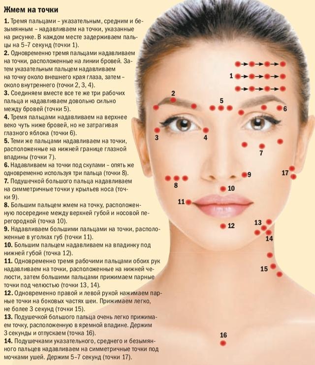 Массаж шиацу – японская терапия надавливанием пальцами, методика выполнения для лица