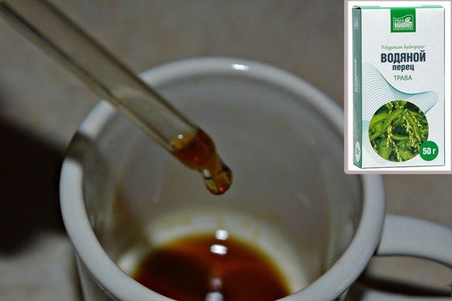 Настойка водяного перца для роста волос – польза и вред, рецепты масок и способы применения