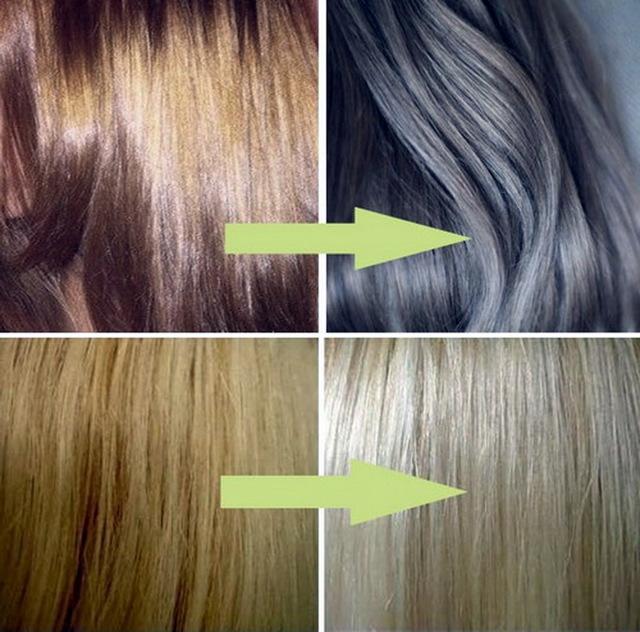 Как убрать желтизну с волос после окрашивания в домашних условиях – какой краской ее нейтрализовать