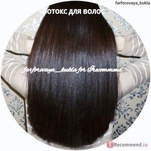 Ботокс для волос в домашних условиях – рецепты и инструкция по применению