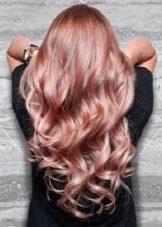 Золотистый цвет волос краска – кому подходит и как правильно выбрать оттенок