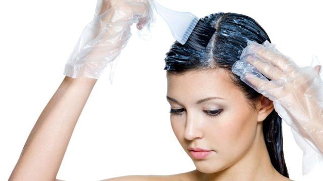 Аллергия на краску для волос – какие симптомы и что делать