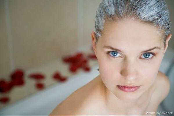 Витамин Д для волос: свойства и применение