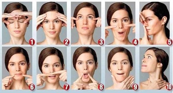 Упражнения для губ от морщин - эффективная гимнастика для омоложения, результаты занятий