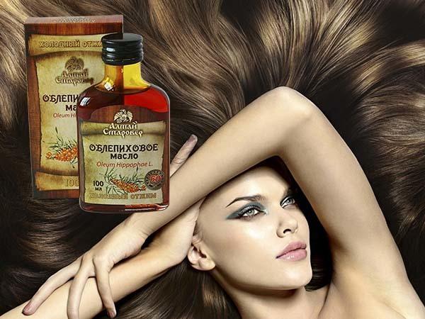 Маска для волос «Натура Сиберика» с облепихой – полезные свойства и правила применения