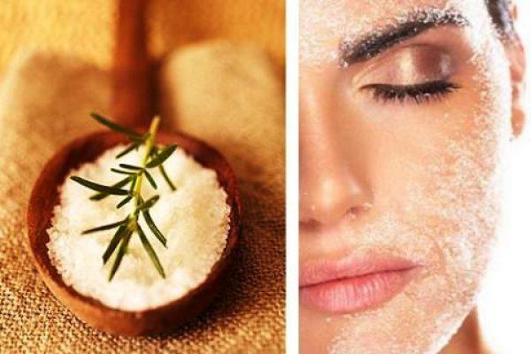 Солевой пилинг – все о чистке лица солью и содой, рецепты и правила нанесения, плюсы и минусы