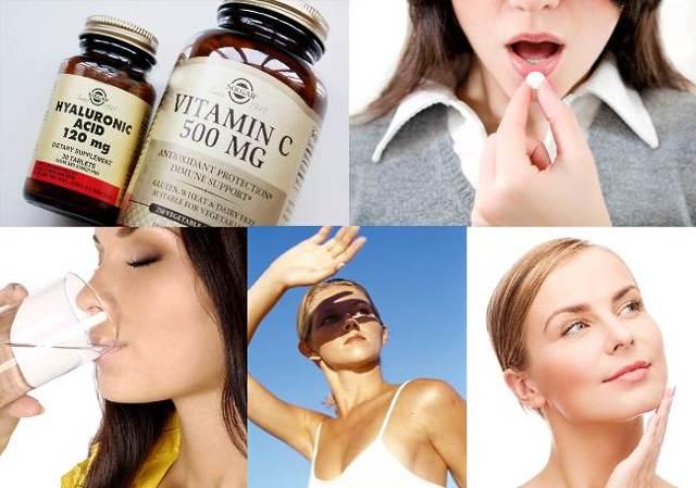 Гиалуроновая кислота в таблетках – препараты и инструкция по применению, противопоказания