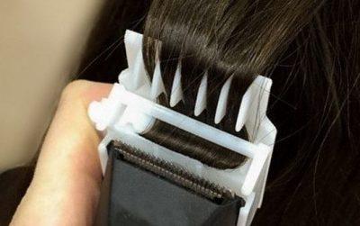 Машинка для секущихся волос – как выбрать аппарат и правила пользования