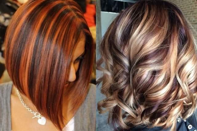 Колорирование волос – что это такое, технология выполнения и варианты на длинные локоны