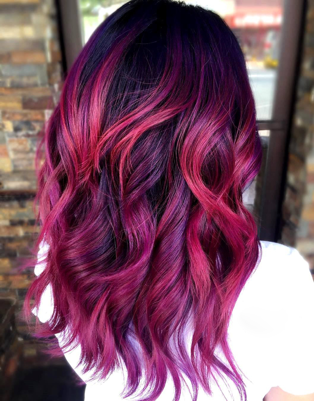 Краска для волос красное дерево – кому подойдет такой цвет и какую фирму выбрать