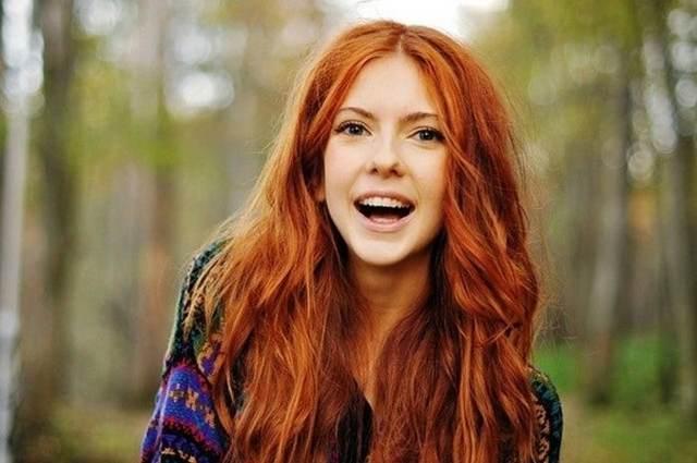 Колорирование на рыжие волосы – как правильно делать и выбрать подходящий тон