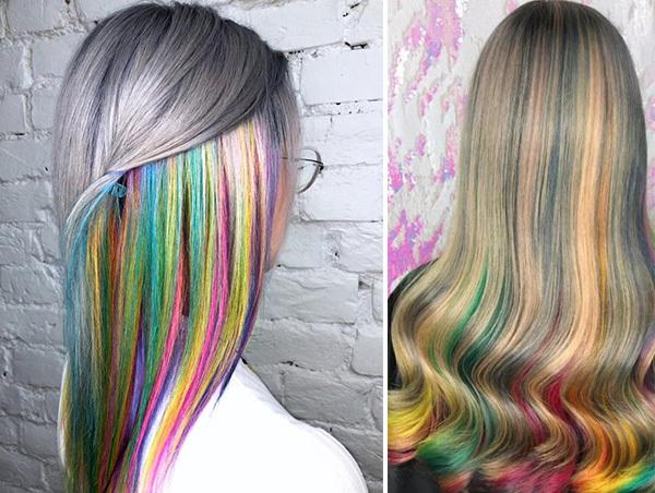 Окрашивание длинных волос – виды и способы покраски, правила ухода и выбора оттенка