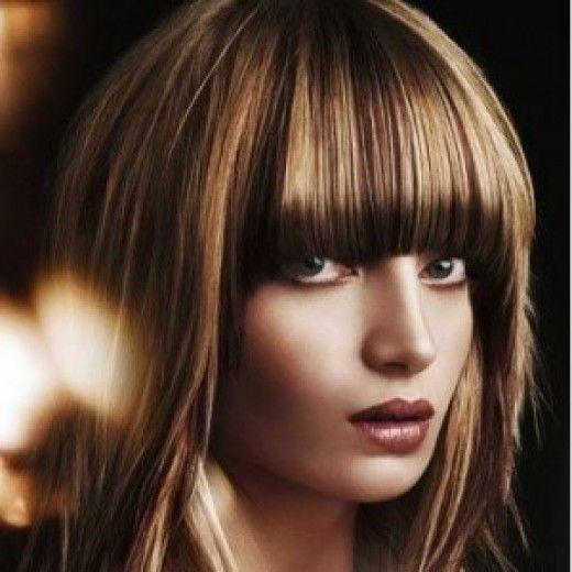 Брондирование на темные волосы разной длины – как сделать правильно