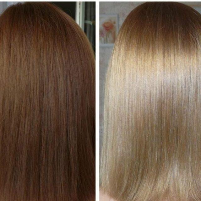 Окрашивание волос после смывки – когда и чем можно краситься, правила и особенности процедуры