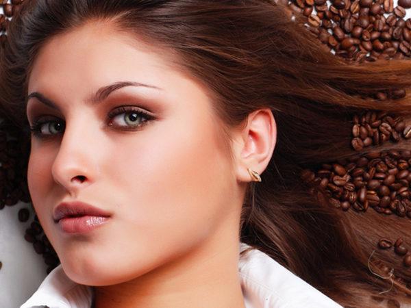 Маска для волос с кофе – рецепты приготовления, правила применения и результат действия