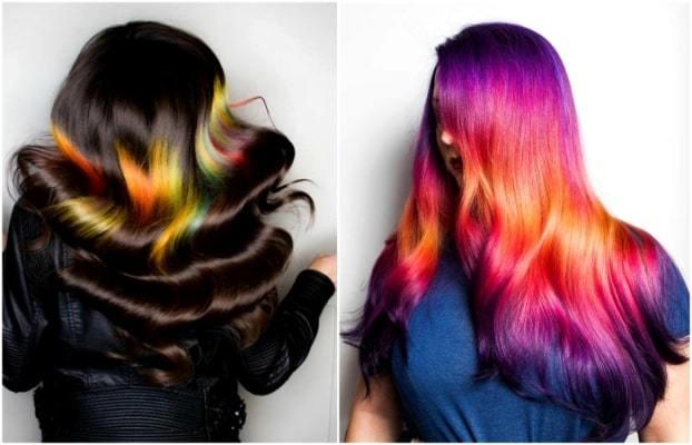 Как покрасить волосы цвет в цвет – правила и технология окрашивания в один тон