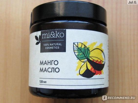 Масло манго для волос – полезные свойства и способы применения, показания и предосторожности
