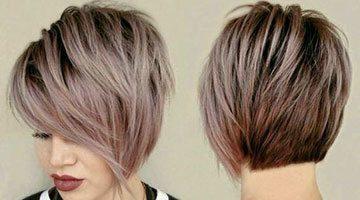Брондирование на короткие волосы – техника выполнения и особенности