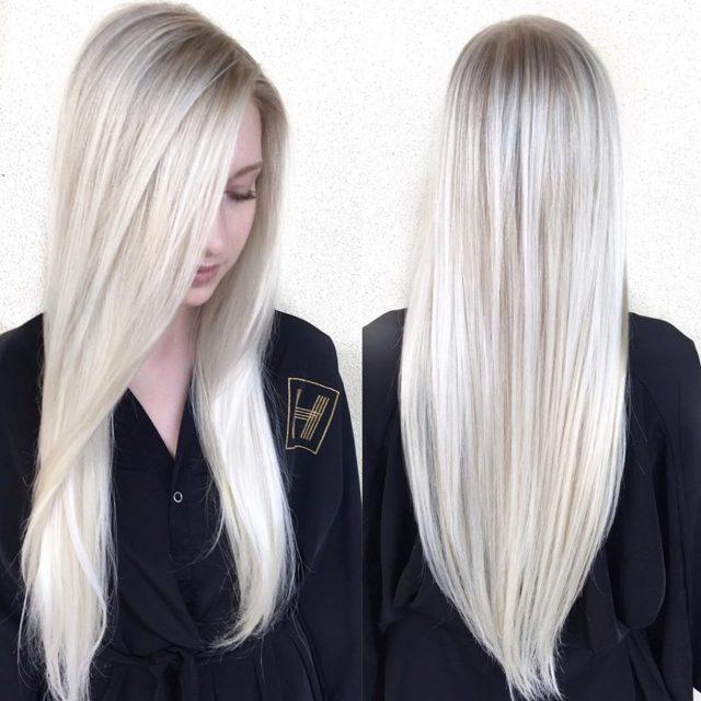 Краска для волос блонд без желтизны – рейтинг лучших средств для окрашивания