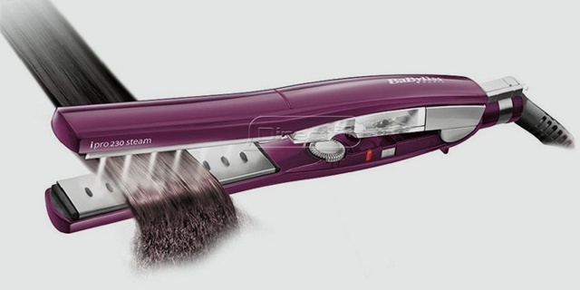 Паровой утюжок для волос – обзор разновидностей выпрямителя, правила использования, плюсы и минусы